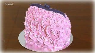 как сделать торт сумка