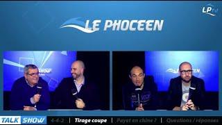 Talk Show du 08/01, partie 5 : tirage coupe de France
