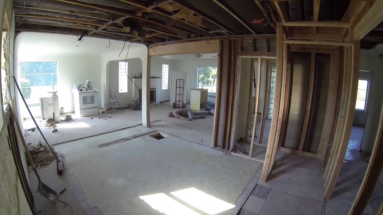 Complete home renovation youtube for Complete kitchen remodel price