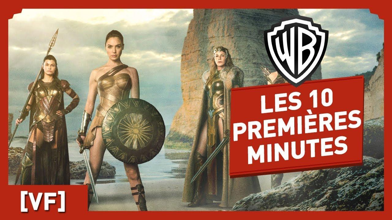 Wonder Woman - Regardez les 10 premières minutes du film !