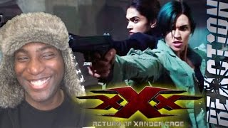 xXx: The Return of Xander Cage Official Trailer 1 REACTION!
