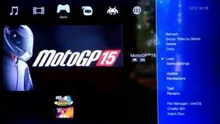 Cara meng-Copy Game PS3 dari Hdd eksternal ke internal [CFW]