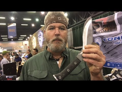 Alan Kay ALONE K-TACT Kukri: One Tool Option for Survival, Bushcraft, Outdoors