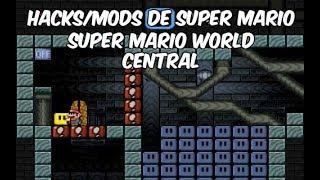Hacks/Mods de Super Mario | Super Mario World CENTRAL | #3