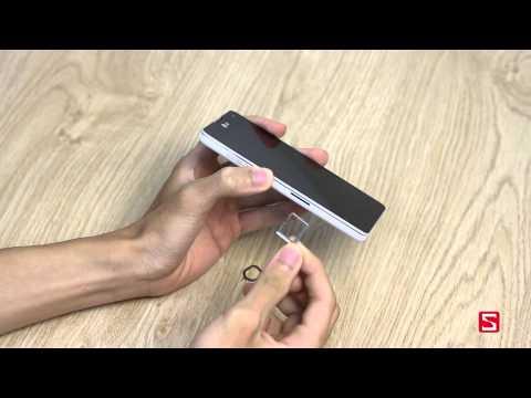 [LG Optimus G] Mở hộp Optimus G - CellphoneS