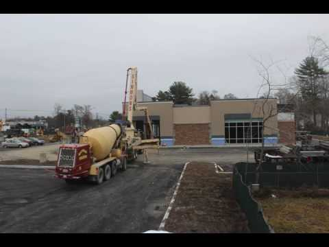 Time Lapse of South Coast Improvement Company Construction