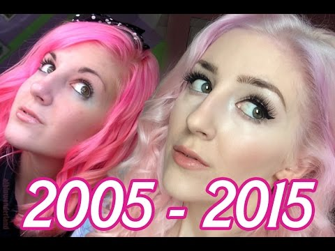I've had Pink Hair for 10 Years!