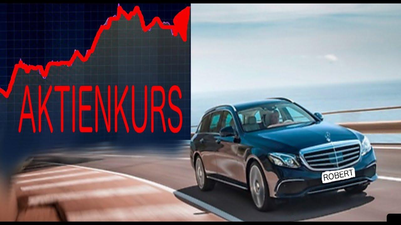 Mercedes Aktie Kaufen