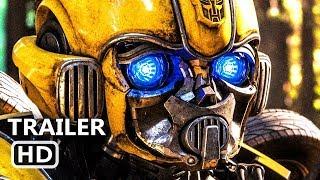 BUMBLEBEE Tráiler Español SUBTITULADO #2 (NUEVO 2018) TRANSFORMERS, John Cena