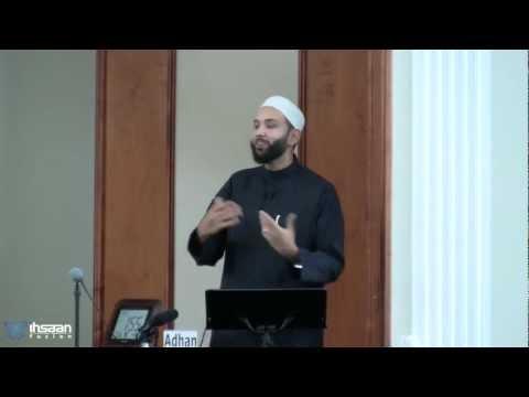 Being Independent of Creation [Shaykh Omar Suleiman]