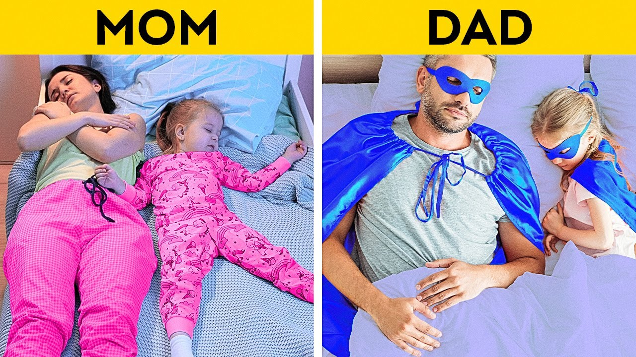 Download MOM vs DAD   Funny Facts, Parenting Hacks and Relatable Moments