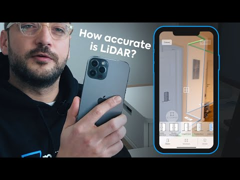 LiDAR Scanning a Fully Furnished Apartment on an iPhone 12 Pro (in Under 7 Minutes)