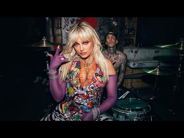 Bebe Rexha - Break My Heart Myself (feat. Travis Barker) [Official Music Video]