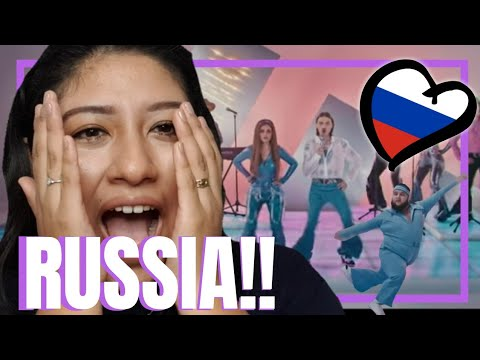 Little Big - Uno - Russia 🇷🇺 - REACTION VIDEO   Official Music Video   Eurovision 2020