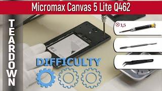 мобильный телефон Micromax Canvas 5 E481 ремонт