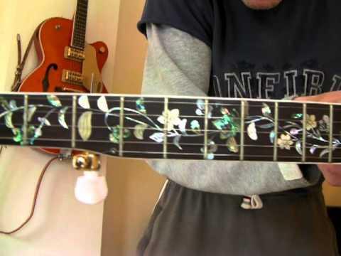 For sale on ebay 5-string banjo
