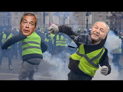 Macron And The Yellow Vests - Nigel Farage - George Galloway