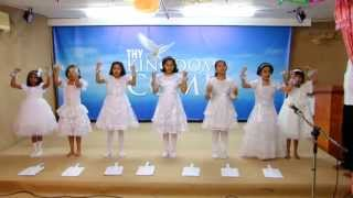 Kingdom Kids- Welcome Dance 2013