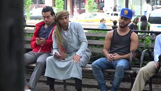 Reaksi Orang Amerika Ketika Muslim Di Bully