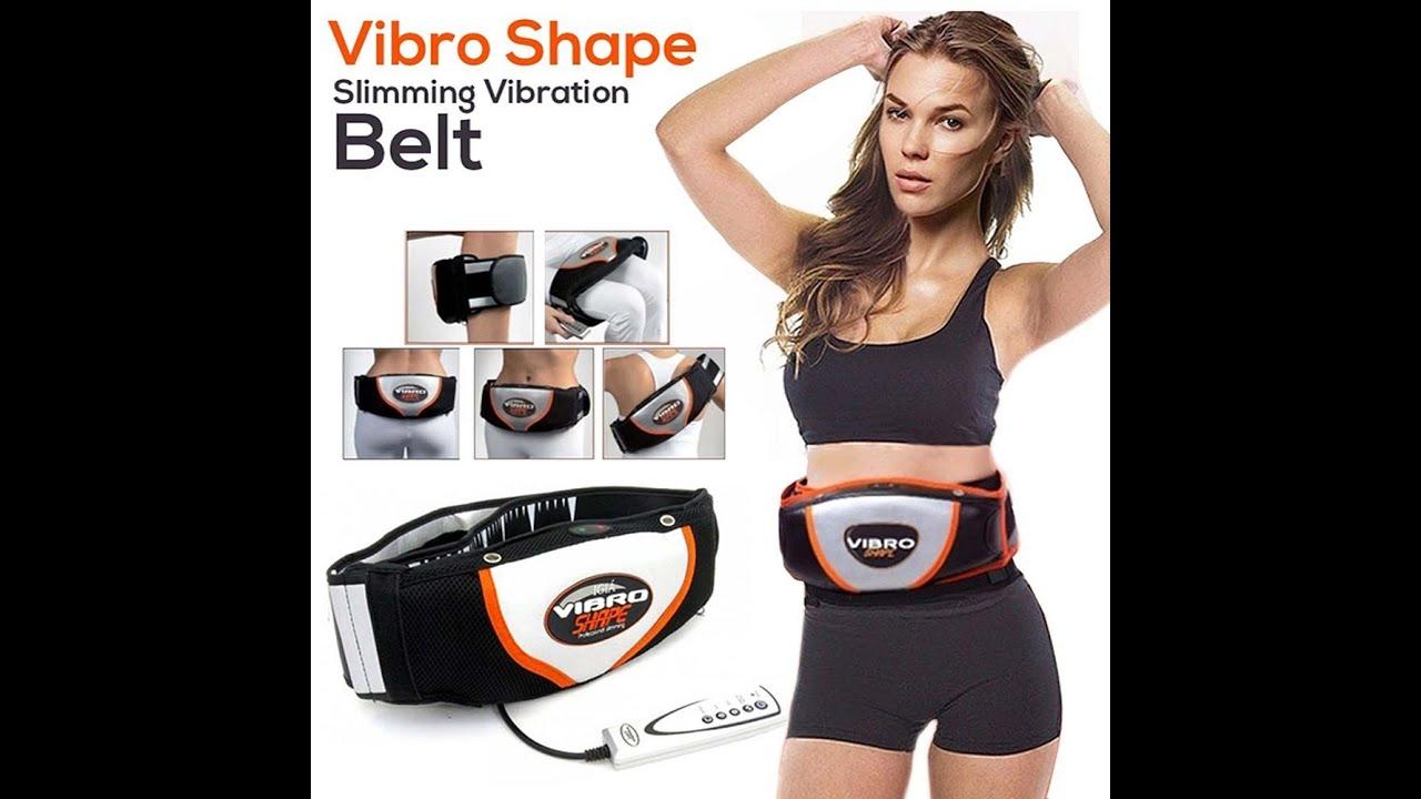 Колан Vibro Shape - YouTube