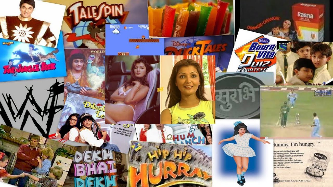 90s India | Growing Up in India | Things that don't exist today | 90s Kids