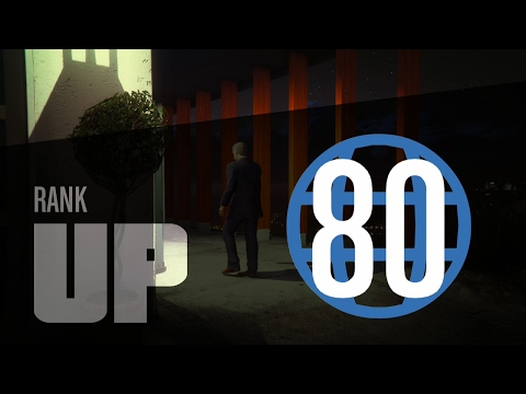 Getting To Level 80 (Grand Theft Auto 5 Online)