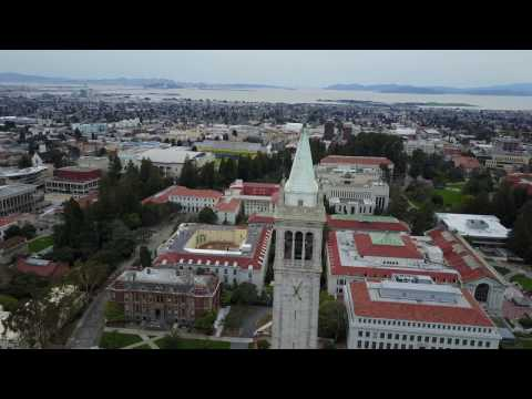 University of California, Berkeley (100% Drone)