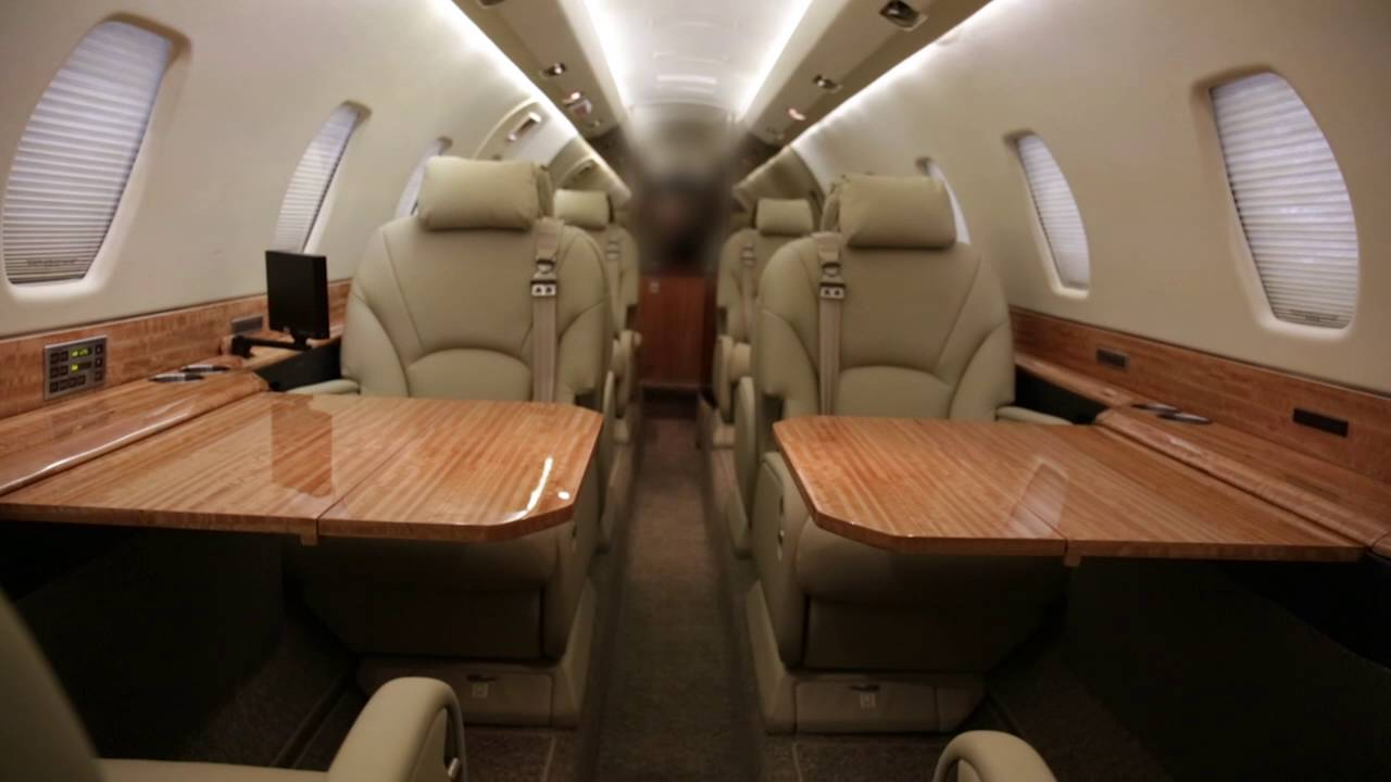 Cessna Citation X Interior Refurbishment Constant Aviation Youtube