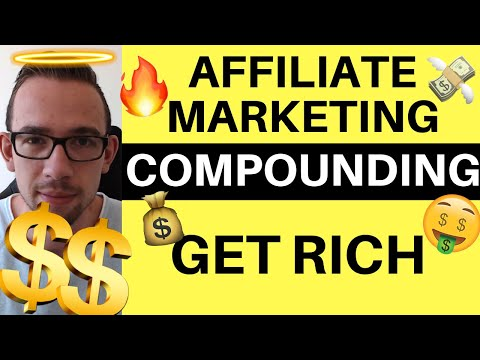 How To Get Crazy Rich With Compounding In Affiliate CPA Marketing [2019] thumbnail