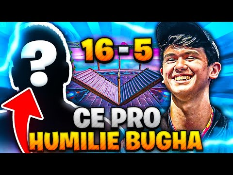 🔥LES SECRETS DU SEUL PRO QUI A HUMILIÉ BUGHA En 1v1 (Champion WorldCup Fortnite)