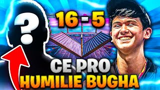 🔥THE SECRETS OF ONLY PRO THAT A HUMILIÉ BUGHA in 1v1 (WorldCup Fortnite Champion)