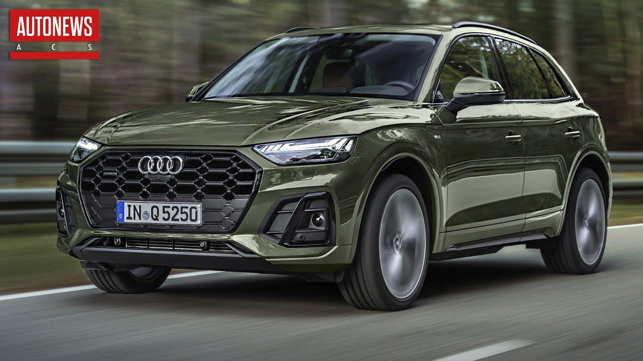 Audi Q5 (2021): все подробности о обновленном кроссовере!