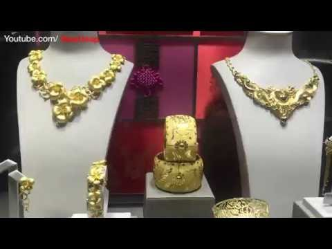 Jewelry Design display | Hong Kong China | Necklaces, Earrings, Bracelets, Rings, Pendants, Sets