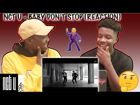 NCT U 엔시티 유 'Baby Don't Stop' MV (REACTION)