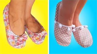 5 Maneiras de Fazer Sapatos de Tecido – Fácil