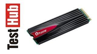 Plextor M9Pe dysk M.2 SSD NVMe 2280 test