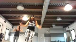 THE HORNS - DJ KATCH feat.GREG NICE, DJ KOOL, DEBORAH LEE/ ZUMBA FITNESS