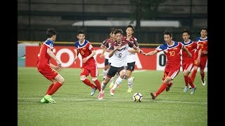 Hang Yuen FC 0-1 Hwaepul SC (AFC Cup 2018: Group Stage)
