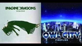 Demonflies (Mashup) - Imagine Dragons & Owl City