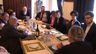 Встреча с участниками Международного форума «Многодетная семья и будущее человечества». Часть 1