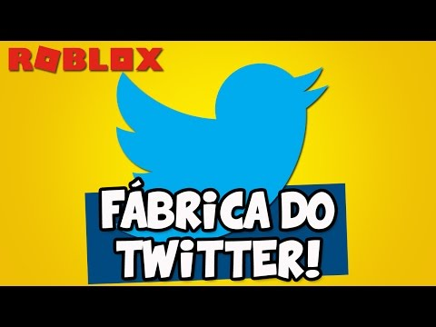 A FÁBRICA DO TWITTER! – Roblox (Twitter Factory Tycoon)