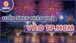 Tin nóng 24h - Bắt xe khách CHỞ PHÁO LẬU từ Gia Lai đi TP.HCM