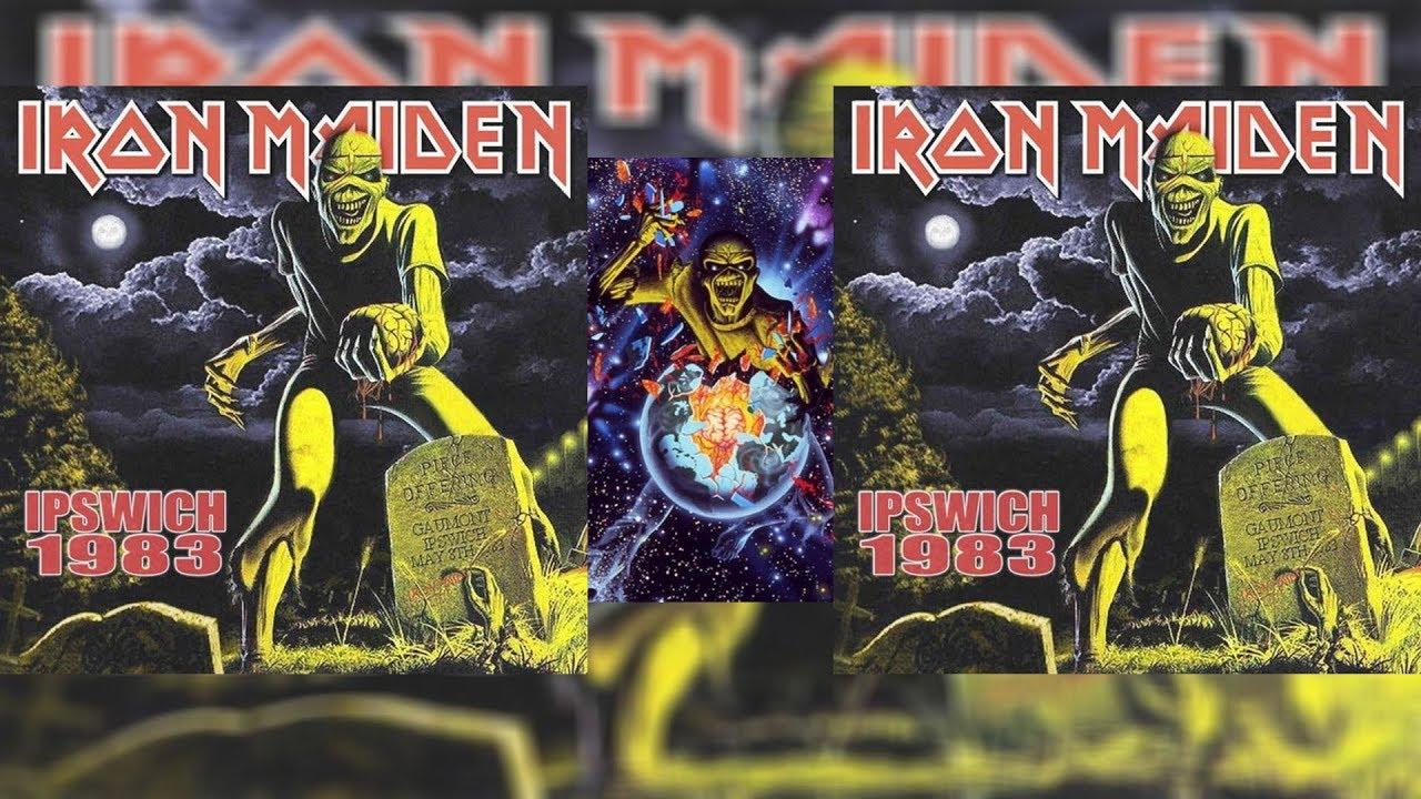 iron maiden bootleg vinyl