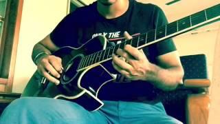 Kammani Ee Prema/Kanmani anbodu guitar composition by Kishan J