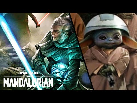 Who Took GROGU From the Jedi Temple During Order 66? - Mandalorian Season 2 Episode 5