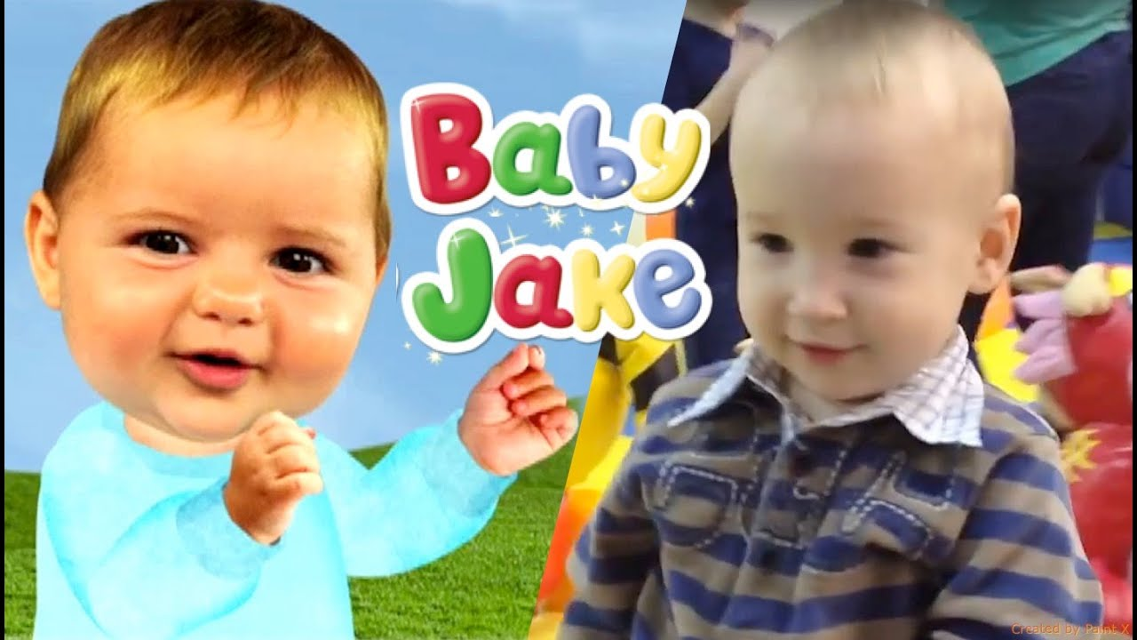 Baby Jake - Goes On An Adventure - Skip To My Lou Song ...