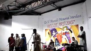 Indian music-JIPMER batch of 2004