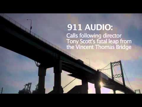 HEAR IT: Calls after Tony Scott's fatal leap