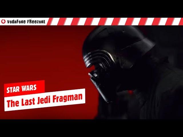 Star Wars: The Last Jedi Fragman