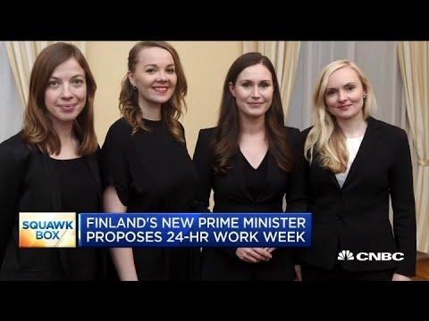 Finland's new prime
